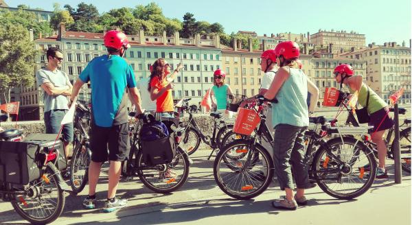 Lyon Bike Tour